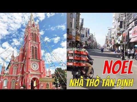 [ĐỪNG XEM] NẾU CHƯA TỪNG SỐNG KHU VỰC NHÀ THỜ TÂN ĐỊNH | Guide Saigon Food