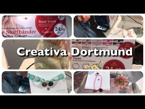 (Werbevideo) Creativa 2018 in Dortmund, wunderschöne Armbänder von VillaLandleben, DIY, musthave