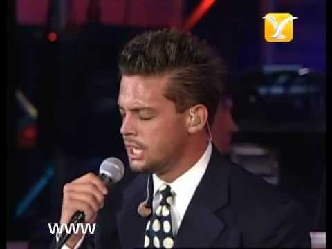 VIDEO: Luis Miguel, Grandes Exitos, Festival de Viña 1994