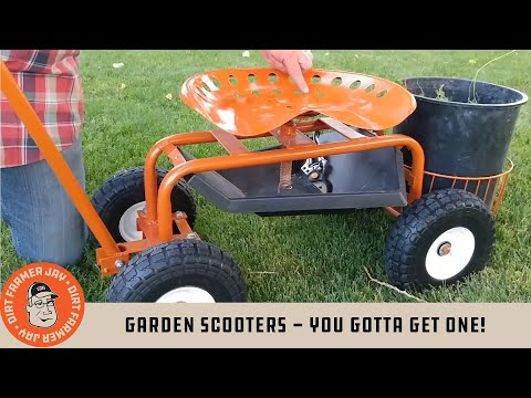 Garden Scooters - You Gotta Get One!