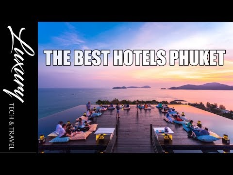 The Best Hotels PHUKET Thailand Video Tour Review