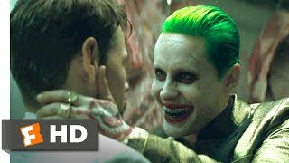 Suicide Squad (2016) - A Visit From The Joker Scene (2/8) | Movieclips thumbnail