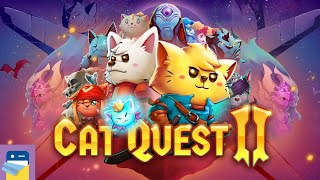 Cat's Quest II: Apple Arcade iOS Gameplay (by The Gentlebros)