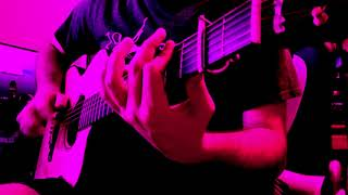 pink moon (nick drake) fingerstyle guitar
