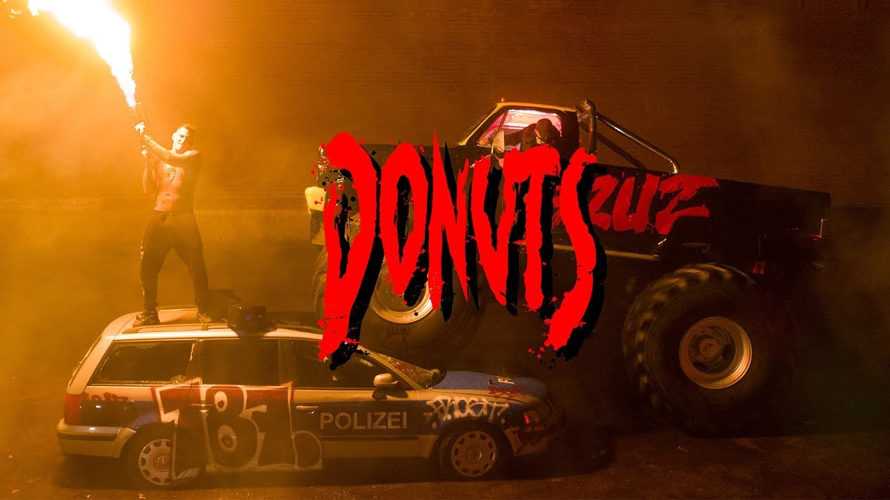 """Download GZUZ """"DONUTS"""""""