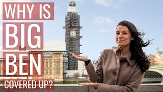 Gambar cover Why is Big Ben Under Construction? | London Attractions | Love and London