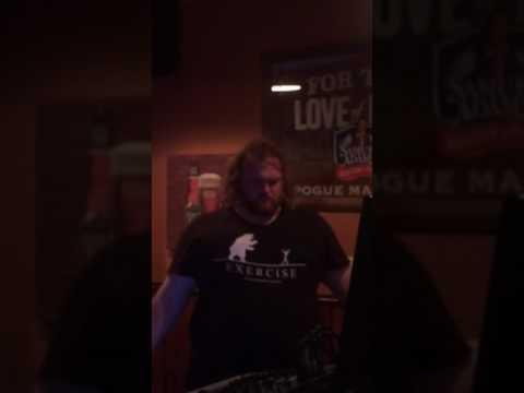 The Wall (Kansas cover) karaoke-Andrew Bell