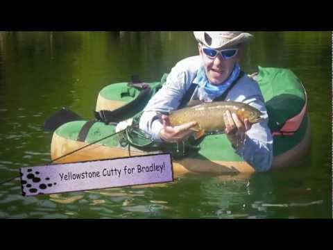Wyoming Cutt Slam Video Part 1 Yellowstone Cutthroat Trout | Dubois Wyoming Fly Fishing