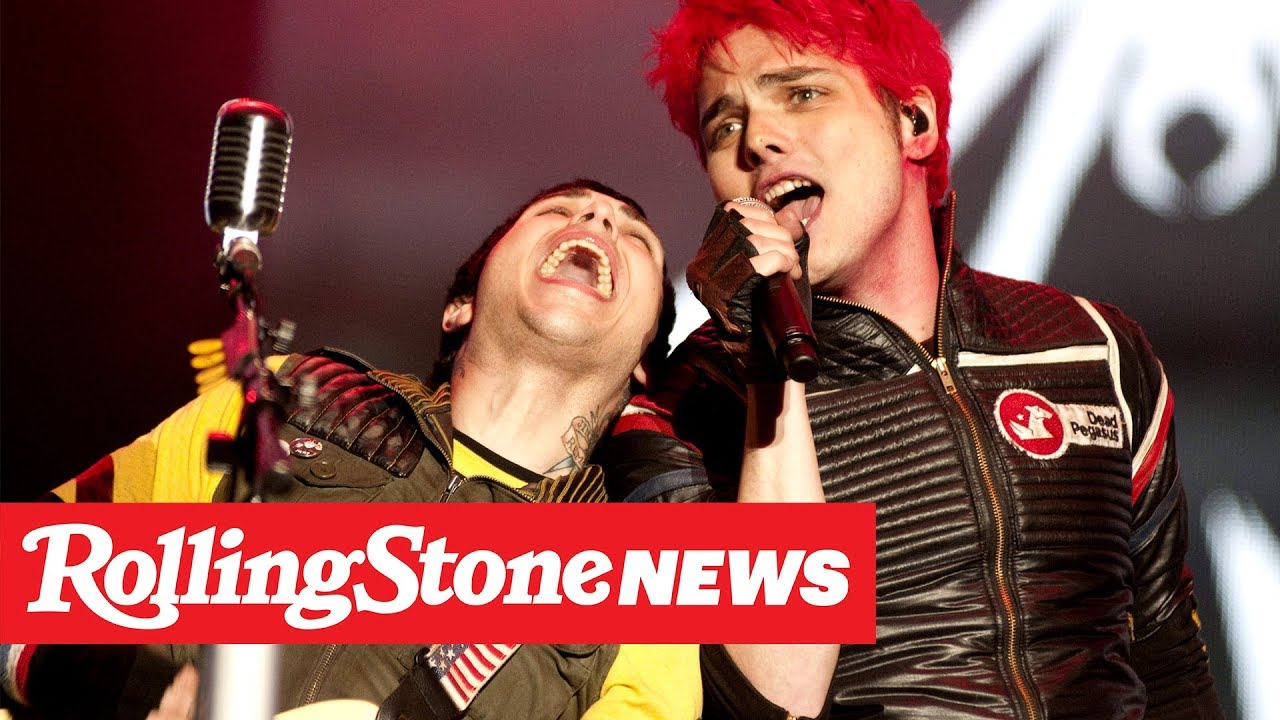 My Chemical Romance play its first concert in seven years - CNN