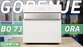 Gorenje BO 73-ORA - стильный и функциональный духовой шкаф - Видео демонстрация от Comfy.ua