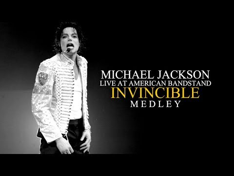 Invincible Medley - Live at American Bandstand (2002) - Michael Jackson