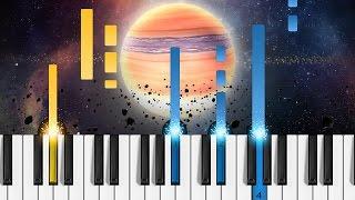 Gorillaz - Andromeda - Piano Tutorial - How to play Andromeda on piano