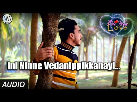 Ini Ninne Vedanippikkanayi FULL AUDIO SONG | ONE WAY LOVE | Ali Mangad | Rahees Pakyara