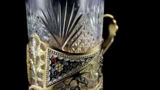 Апанде: серебряный подстаканник с эмалью Кубачи(, 2014-03-08T23:09:58.000Z)