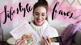 2017 LIFESTYLE FAVORITES! MOST USED Skincare, Fashion & More! | Jamie Paige thumbnail