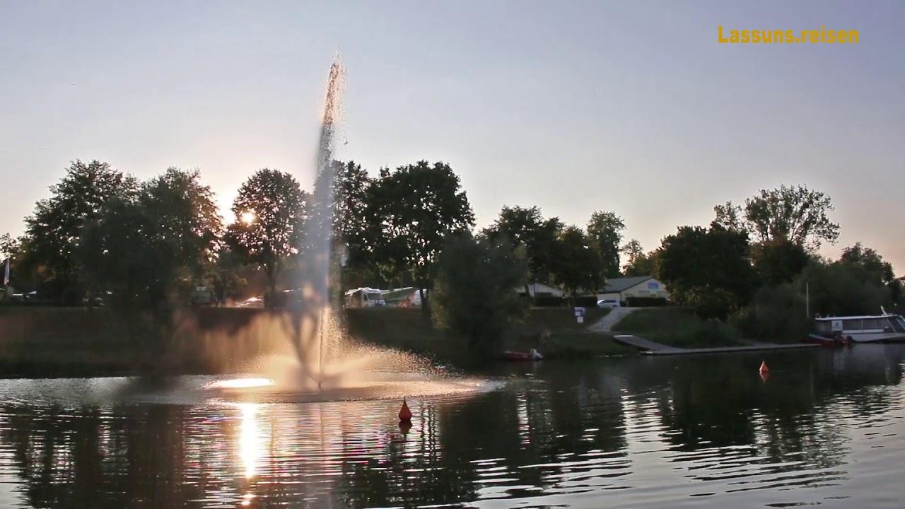 Abendliche Bootsfahrt auf der Havel