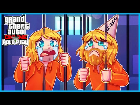 GTA RP moments that sent us to prison... (Kyle Fungi ep 7)