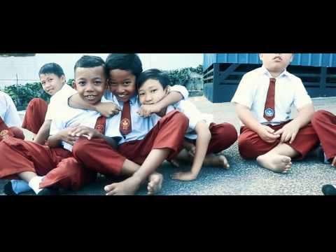Sekolah Indonesia di Johor Bahru Malaysia - Perpisahan Mahasiswa PKL UIN Malang