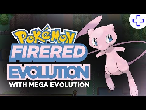POKEMON FIRE RED EVOLUTION GBA ROM HACK - MEGA EVOLUTION, FAIRY TYPE, B/W REPEL SYSTEM! [2018]