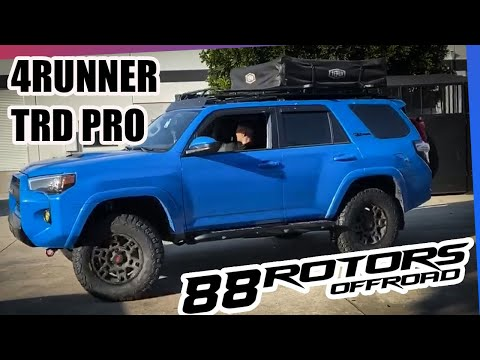 (2) LIFTED TOYOTA TUNDRAS, FOX SETUPS, BODY MOUNT CHOP FOR 35'S from YouTube · Duration:  12 minutes 53 seconds