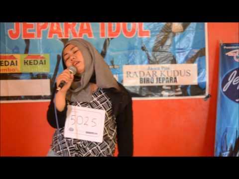 Siti Nurjanah - Ilalang (Machicha Muchtar) - Audisi Jepara Idol KS 1