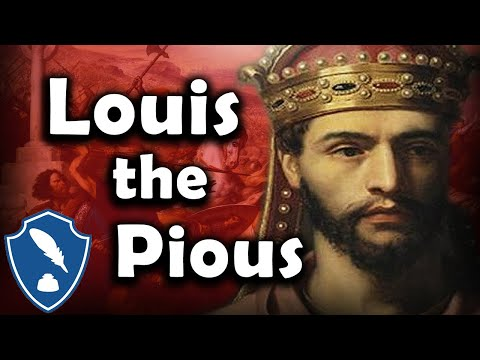 Charlemagne Part 5 - Louis The Pious: The Last Monarch Of The Carolingian Empire.