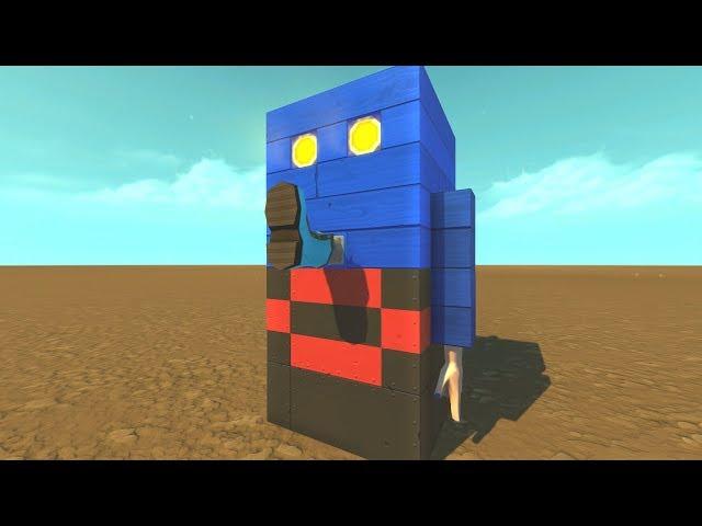 ROBOTWARS | Scrap Mechanic