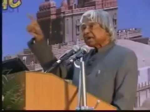 Dr APJ  Abdul Kalam Motivational Speech on Swami Vivekananda's 150th Anniversary in Gujarat
