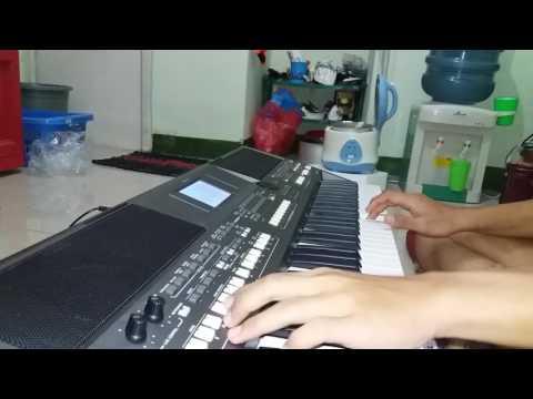 Yamaha PSR S670 - Dangdut Sayang (masih belajar buat style)