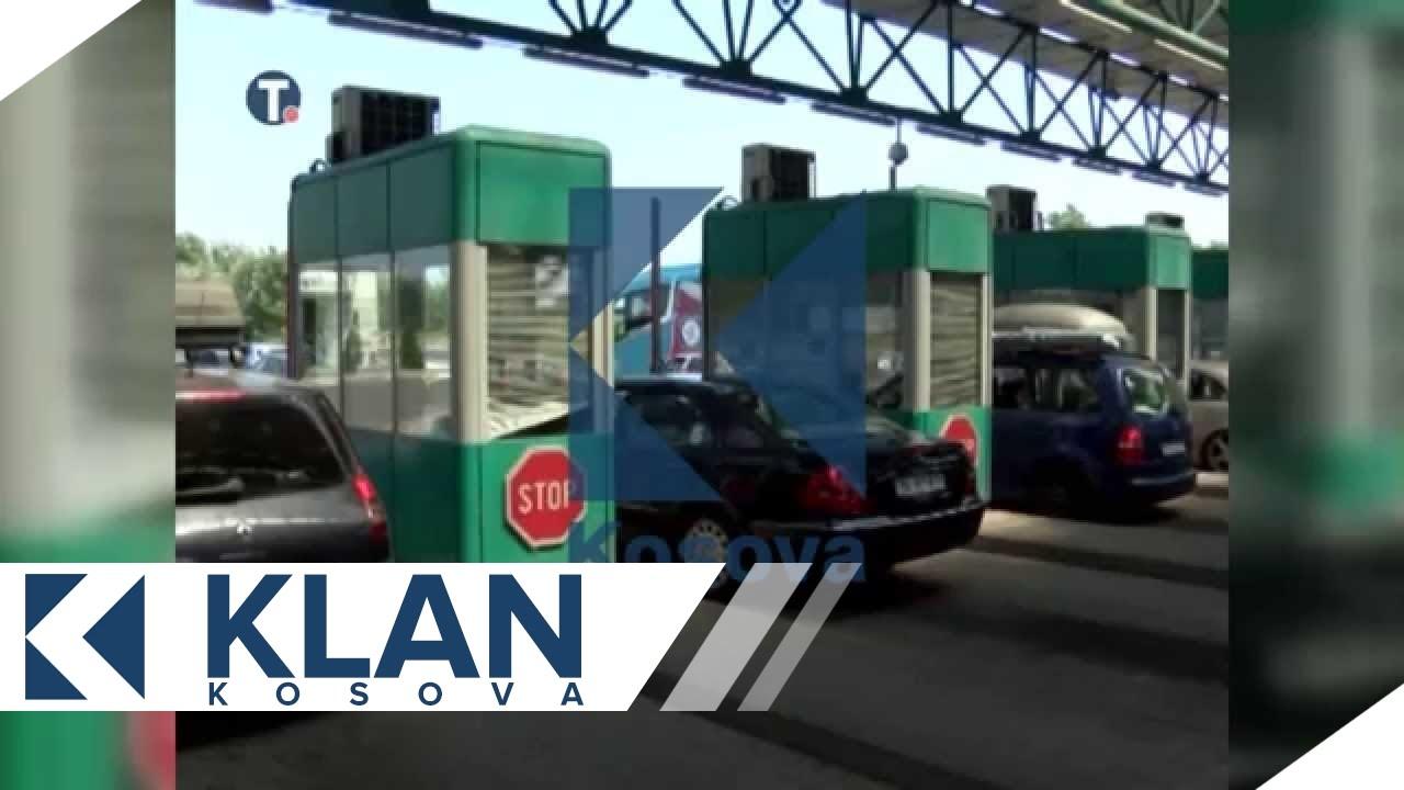 Tollovi në kufi, 5 orë pritje në Merdare -  08.08.2015 -  Klan Kosova