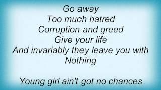 Tracy Chapman - She's Got Her Ticket Lyrics