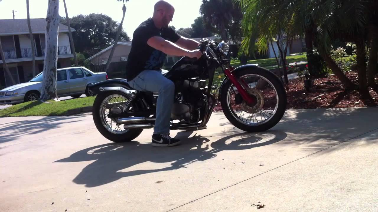 Wonderful How Big Is A 1987 Honda Rebel 250? Check It Out   YouTube