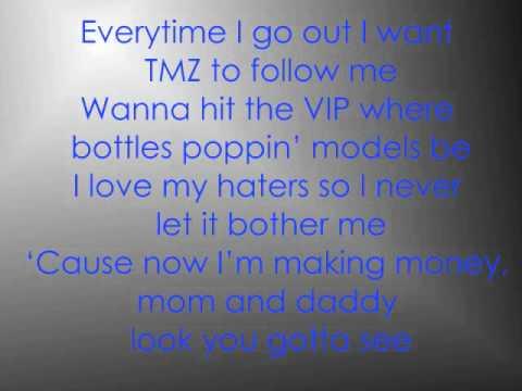 Maribelle Anes ft. J.Reyez & Traphik - I Wanna Be A Star Lyrics.