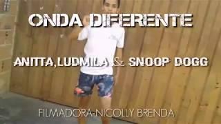 Onda Diferente-Anitta,Ludmilla & Snoop Dogg-(COREOGRAFIA) #vevo #coreografia #anitta #musica