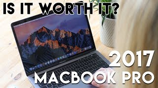 """13"""" MacBook Pro 2017 Touch Bar Review & Unboxing: Is it worth it?"""