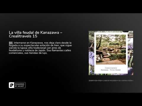 La villa feudal de Kanazawa – Crealitravels 15