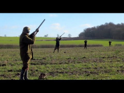 The Shooting Show – Fast-flying driven game with Geoff Garrod