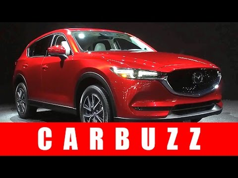 Unboxing 2017 Mazda CX-5 - The New Compact Crossover