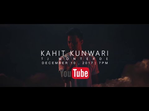 TJ Monterde - Kahit Kunwari Teaser
