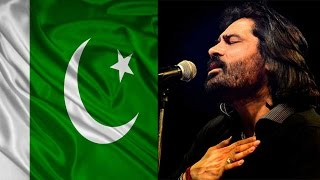 Shafqat Amanat Ali apologizes for Pakistan`s National Anthem blunder
