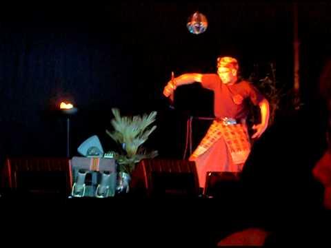 Silat dance at pasar malam Zeist 2012
