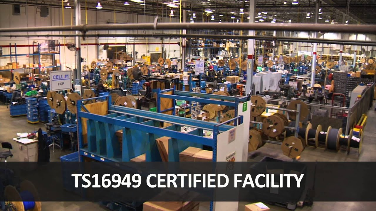 Smp Wire Amp Cable Manufacturing Mishawaka In Hd Youtube