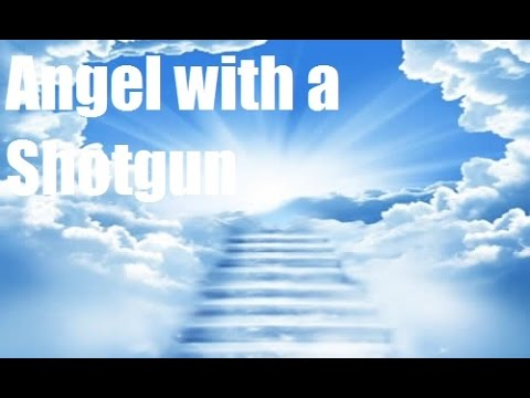 Angel With A Shotgun The Cab Roblox Music Video Youtube