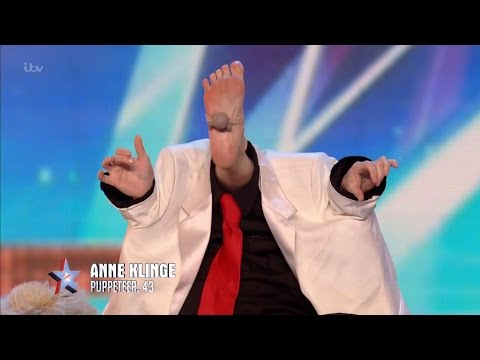 Anne Klinge - Britain's Got Talent 2016 Audition week 5