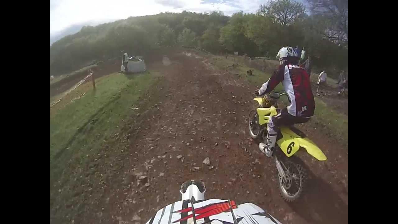 motocross thenezay