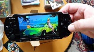 Nowa konsola w kolekcji #1 - Unboxing i prezentacja Sony PSP 3004