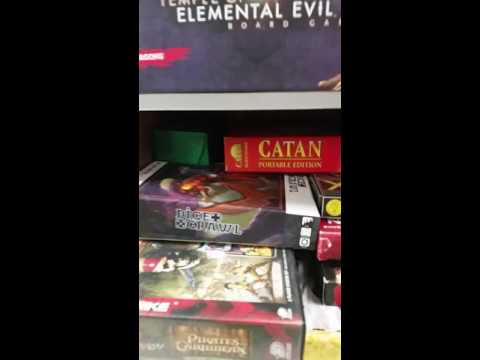 Hidden Village game shop free to play board games.