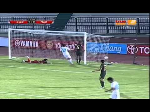 Highlights 28  Goals week 3 Thai Premier League 15 16 March 2014