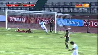 Highlights 28  Goals week 3 Thai Premier League 15 16 March 2014