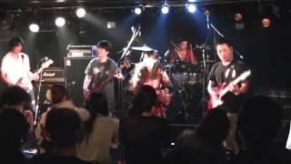 2013年8月3日 EXCITING HOLIDAY the black darling at 千葉LOOK 4曲目は...